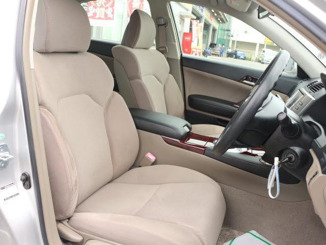トヨタ マークX 250G Fパッケージ 1オーナー 純正ナビ キーレス 買取