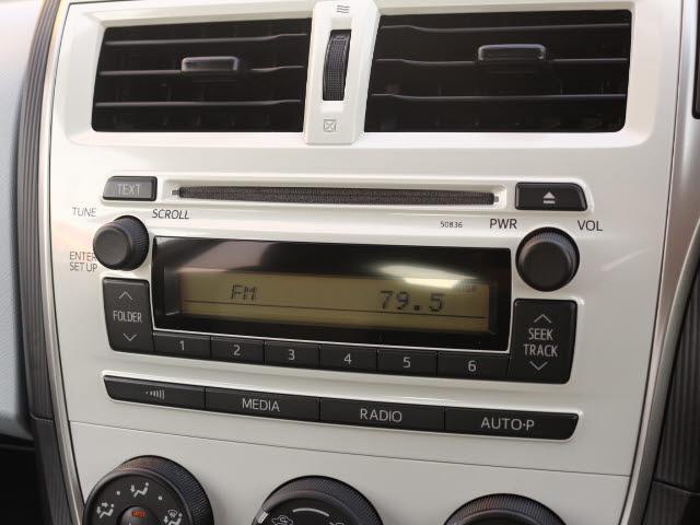 トヨタ ラクティス レピス 純正CD キーレス クルーズコントロール付き