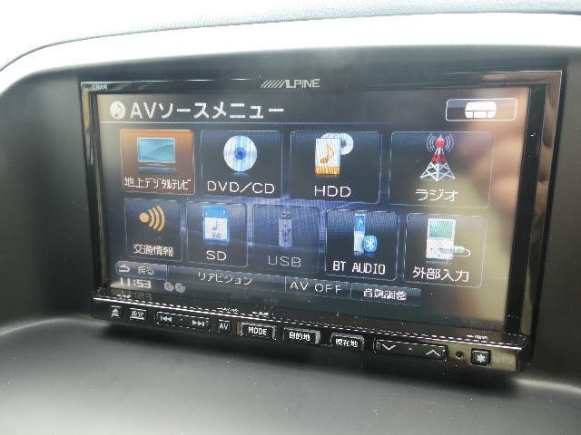 XD Lパッケージ4WD BOSE地デジ純正HDDナビBカメ(17枚目)