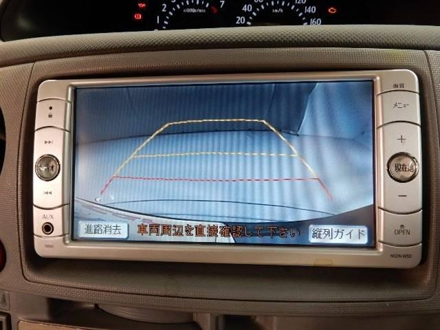 トヨタ シエンタ 1.5X リミテッド  メモリーナビ バックカメラ