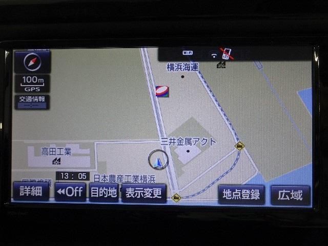 トヨタ ノア X 8人乗り フルセグナビ後カメラ 左パワスラ LEDライト