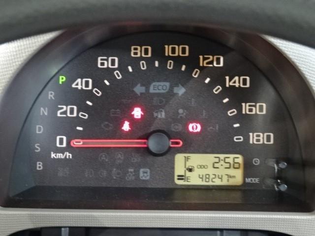X Lパッケージ ワンオーナー 走行4万9千キロ スマートキー ワンセグメモリーナビ CD再生機能 バックカメラ ETC ベンチシート アイドリングストップ 除菌加工(11枚目)