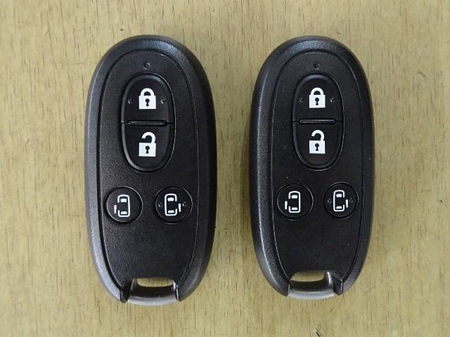 両側電動スライドドア スマートキー HIDヘッドライト(18枚目)