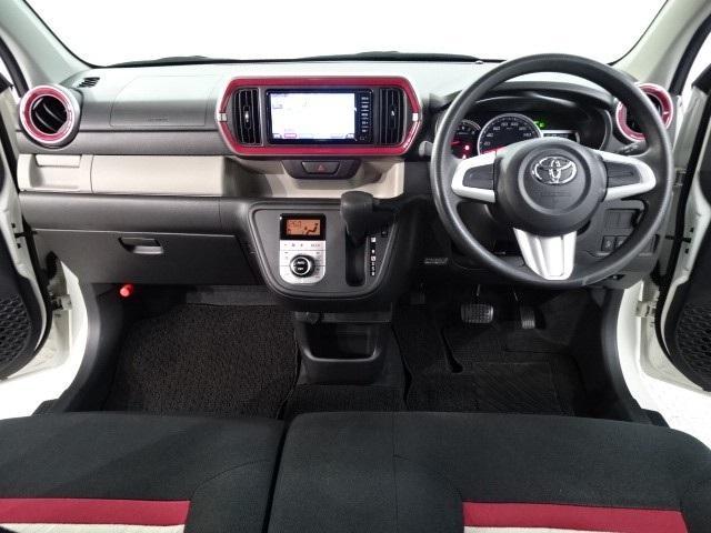 モーダ S スマートキー メモリーナビ(ワンセグ)ETC 衝突軽減装置 誤発進抑制装置 車線逸脱警報 アイドリングストップ LEDヘッドランプ リヤスポイラーベンチシート 走行距離22000キロ(5枚目)