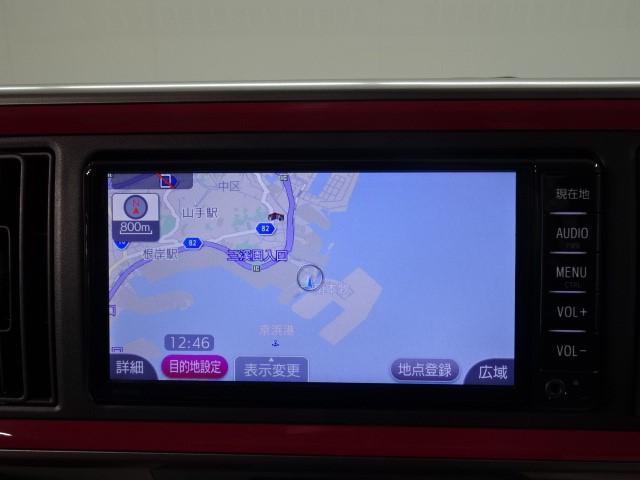 モーダ S スマートキー メモリーナビ(ワンセグ)ETC 衝突軽減装置 誤発進抑制装置 車線逸脱警報 アイドリングストップ LEDヘッドランプ リヤスポイラーベンチシート 走行距離22000キロ(6枚目)