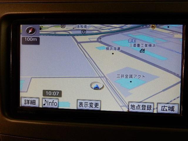 トヨタ カローラフィールダー 1.5X HIDエクストラリミテッド SDナビ