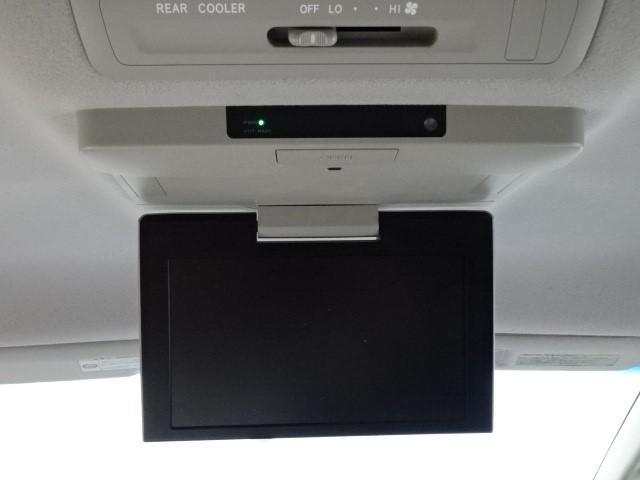 アエラス 8型Bluetooth対応フルセグHDDナビ DVD再生 後席モニター バックカメラ ETC クルーズコントロール 両側電動スライドドア 純正18インチアルミホイール ワンオーナー車 除菌加工(9枚目)