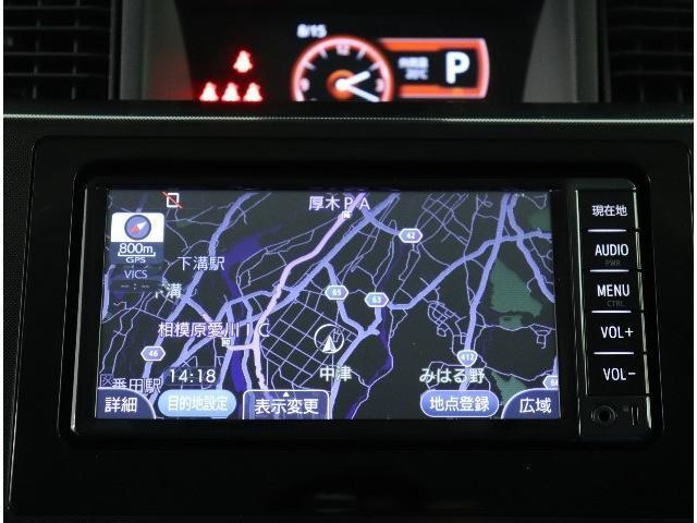 G S 走行24184キロ 衝突軽減システム ワンオーナー スマートキー メモリーナビ バックモニタ ETC LEDヘッドライト 純正アルミ(2枚目)