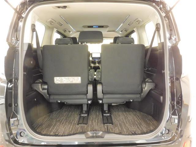 2.5Z 両側PSドア イモビライザー LEDライト DVD Rカメラ アルミ ワンオーナー車 フルセグTV メモリーナビ スマートキ- ETC ナビTV キーレス 3列シート ABS(18枚目)