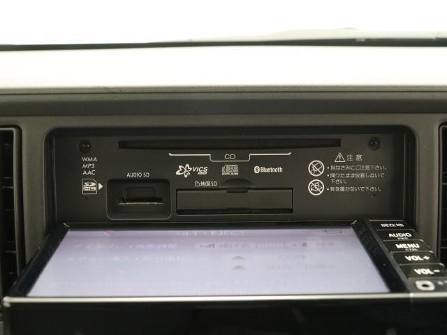 X Lパッケージ ワンセグ 記録簿 アイドリングストップ オートエアコン CDチューナー ワンオーナー スマートキー メモリーナビ ベンチシート キーレス ナビTV ETC付き 盗難防止システム LED Wエアバッグ(9枚目)