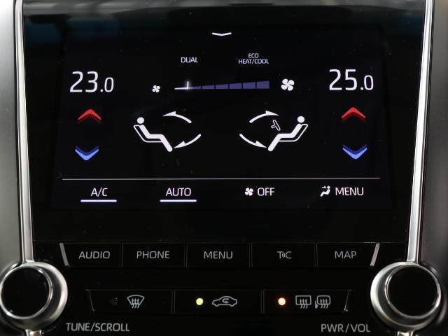 S 衝突被害軽減 バックモニター LEDライト ドラレコ パワーシート フルセグ メモリーナビ マルチビューカメラ 1オーナー クルコン ソナー ナビTV 横滑り防止システム(9枚目)