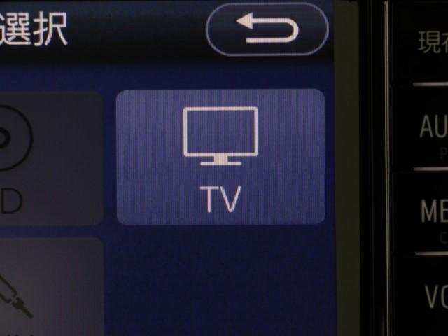 TVの視聴も可能です♪