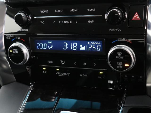 2.5Z Gエディション サンルーフ フルセグ メモリーナビ バックカメラ ドラレコ 衝突被害軽減システム ETC 両側電動スライド LEDヘッドランプ 3列シート ミュージックプレイヤー接続可 記録簿 乗車定員7人 安全装備(11枚目)