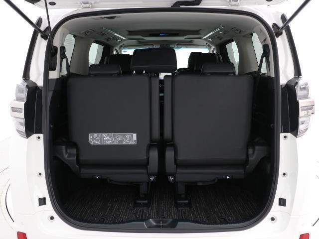 2.5Z Gエディション サンルーフ フルセグ メモリーナビ バックカメラ ドラレコ 衝突被害軽減システム ETC 両側電動スライド LEDヘッドランプ 3列シート ミュージックプレイヤー接続可 記録簿 乗車定員7人 安全装備(17枚目)