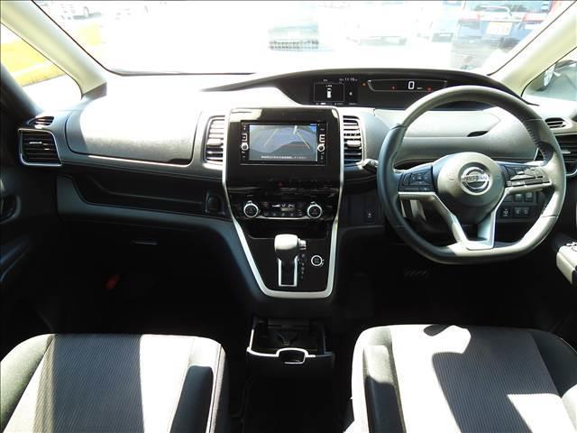 ハイウェイスター HYBRID車 フルセグSDナビ Bluetooth Bカメラ ETC 両側パワードア LEDヘッドライト エマージェンシーブレーキ クルーズコントロール(5枚目)