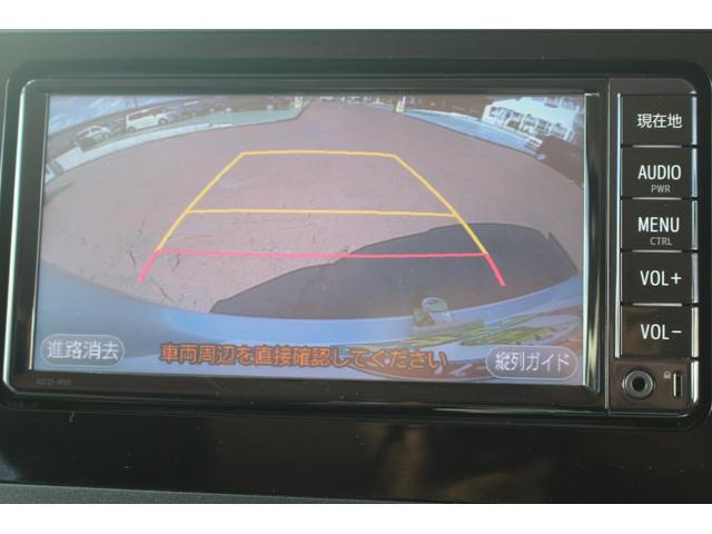 X S 衝突軽減ブレーキ 実走行6500km トヨタ純正SDナビ フルセグ BT接続オーディオ バックカメラ 片側パワースライドドア スマートキー プッシュスタート  社外LEDヘッドライト(17枚目)