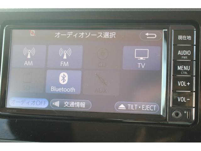 X S 衝突軽減ブレーキ 実走行6500km トヨタ純正SDナビ フルセグ BT接続オーディオ バックカメラ 片側パワースライドドア スマートキー プッシュスタート  社外LEDヘッドライト(18枚目)