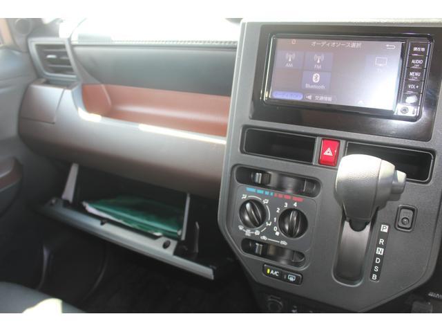 X S 衝突軽減ブレーキ 実走行6500km トヨタ純正SDナビ フルセグ BT接続オーディオ バックカメラ 片側パワースライドドア スマートキー プッシュスタート  社外LEDヘッドライト(20枚目)