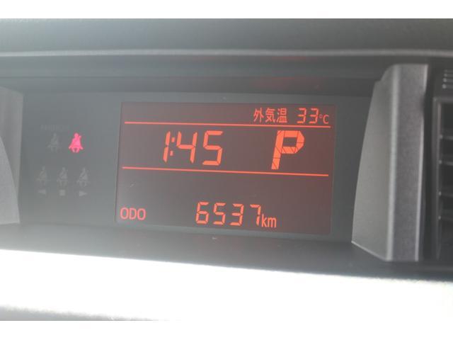 X S 衝突軽減ブレーキ 実走行6500km トヨタ純正SDナビ フルセグ BT接続オーディオ バックカメラ 片側パワースライドドア スマートキー プッシュスタート  社外LEDヘッドライト(23枚目)
