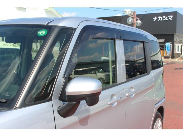 X S 衝突軽減ブレーキ 実走行6500km トヨタ純正SDナビ フルセグ BT接続オーディオ バックカメラ 片側パワースライドドア スマートキー プッシュスタート  社外LEDヘッドライト(38枚目)