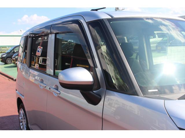 X S 衝突軽減ブレーキ 実走行6500km トヨタ純正SDナビ フルセグ BT接続オーディオ バックカメラ 片側パワースライドドア スマートキー プッシュスタート  社外LEDヘッドライト(41枚目)
