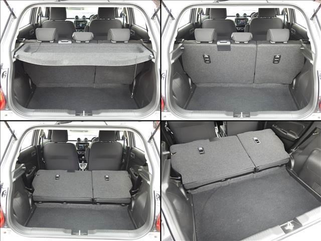 HYBRID RS セーフティパッケージ装着車 衝突軽減ブレーキ スズキ純正メーカーオプションナビ 全方位モニター フルセグ BT接続 USB接続 純正ビルトインETC シートヒーター アイドリングストップ スマートキー(8枚目)