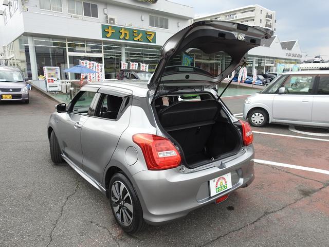 HYBRID RS セーフティパッケージ装着車 衝突軽減ブレーキ スズキ純正メーカーオプションナビ 全方位モニター フルセグ BT接続 USB接続 純正ビルトインETC シートヒーター アイドリングストップ スマートキー(25枚目)