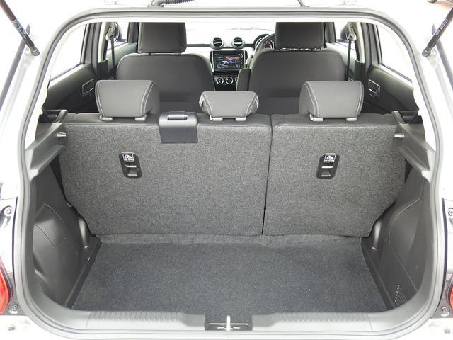 HYBRID RS セーフティパッケージ装着車 衝突軽減ブレーキ スズキ純正メーカーオプションナビ 全方位モニター フルセグ BT接続 USB接続 純正ビルトインETC シートヒーター アイドリングストップ スマートキー(27枚目)