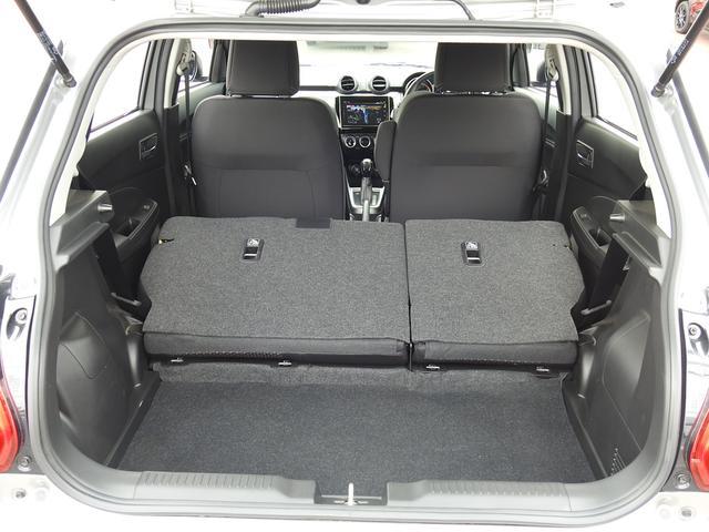 HYBRID RS セーフティパッケージ装着車 衝突軽減ブレーキ スズキ純正メーカーオプションナビ 全方位モニター フルセグ BT接続 USB接続 純正ビルトインETC シートヒーター アイドリングストップ スマートキー(29枚目)