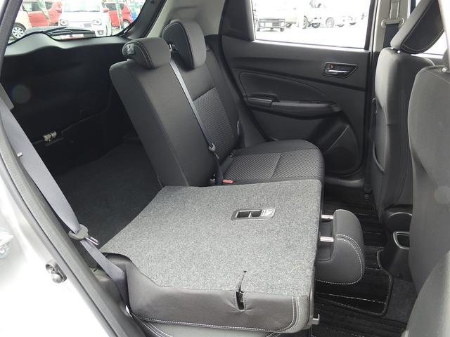HYBRID RS セーフティパッケージ装着車 衝突軽減ブレーキ スズキ純正メーカーオプションナビ 全方位モニター フルセグ BT接続 USB接続 純正ビルトインETC シートヒーター アイドリングストップ スマートキー(34枚目)
