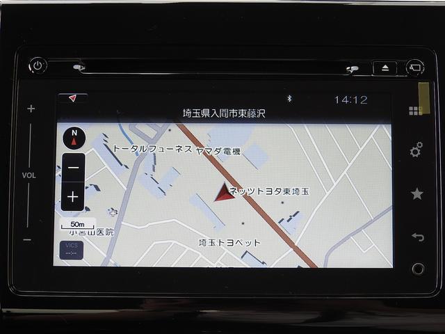 HYBRID RS セーフティパッケージ装着車 衝突軽減ブレーキ スズキ純正メーカーオプションナビ 全方位モニター フルセグ BT接続 USB接続 純正ビルトインETC シートヒーター アイドリングストップ スマートキー(51枚目)