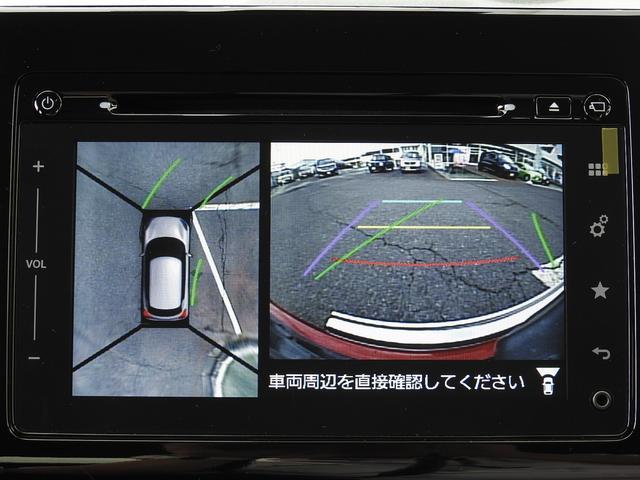 HYBRID RS セーフティパッケージ装着車 衝突軽減ブレーキ スズキ純正メーカーオプションナビ 全方位モニター フルセグ BT接続 USB接続 純正ビルトインETC シートヒーター アイドリングストップ スマートキー(55枚目)