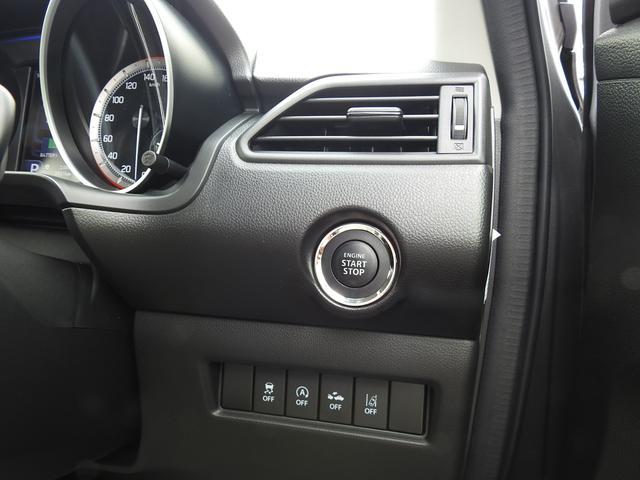 HYBRID RS セーフティパッケージ装着車 衝突軽減ブレーキ スズキ純正メーカーオプションナビ 全方位モニター フルセグ BT接続 USB接続 純正ビルトインETC シートヒーター アイドリングストップ スマートキー(64枚目)