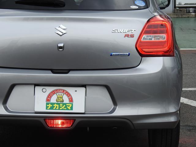 HYBRID RS セーフティパッケージ装着車 衝突軽減ブレーキ スズキ純正メーカーオプションナビ 全方位モニター フルセグ BT接続 USB接続 純正ビルトインETC シートヒーター アイドリングストップ スマートキー(76枚目)