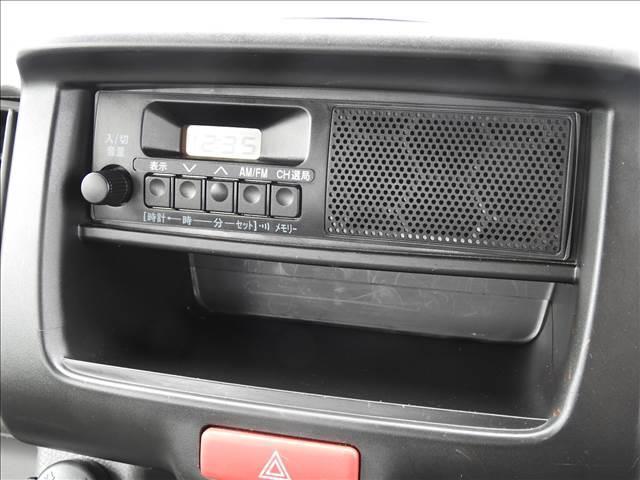 PA ハイルーフ 社外デジタルインナーミラー バックカメラ 純正ラジオ(3枚目)