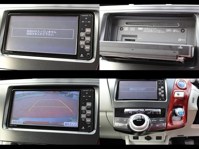 トヨタ プリウスアルファ S Lセレクション純正SDナビ地デジTV