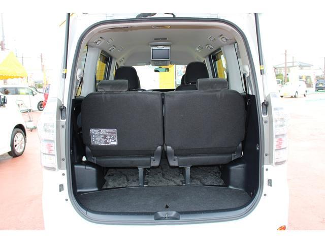 トヨタ ヴォクシー X Lエディション純正SDナビ フルセグTV Wモニター