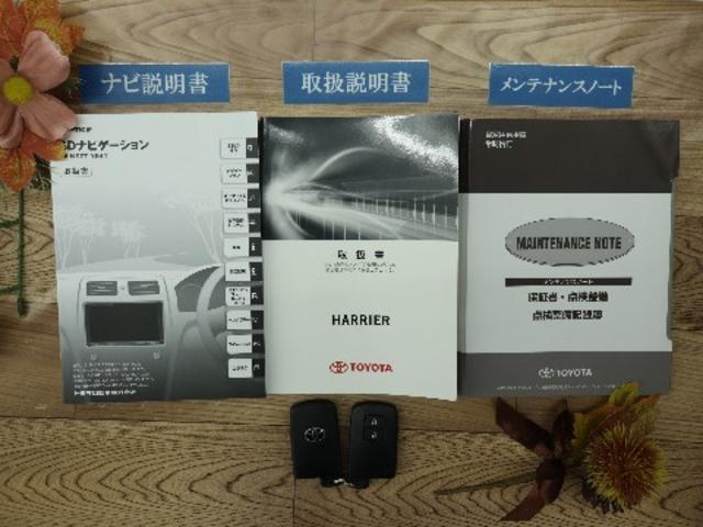 「トヨタ」「ハリアー」「SUV・クロカン」「神奈川県」の中古車19
