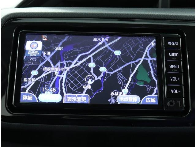 1.0F LEDエディション ワンオーナー 走行9000Km 純正ワンセグSDナビ ETC スマートキー LEDヘッドランプ 横滑り防止装置 イモビライザー 車検整備付(6枚目)