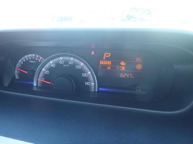 ハイブリッドFXセーフティパッケージ装着車 走行7000K スマートキー 衝突軽減ブレーキ 踏み間違い抑制 車線逸脱警報 オートマチックハイビーム シートヒーター ヘディングアップディスプレイ ベンチシート アイドリングストップ イモビ(4枚目)