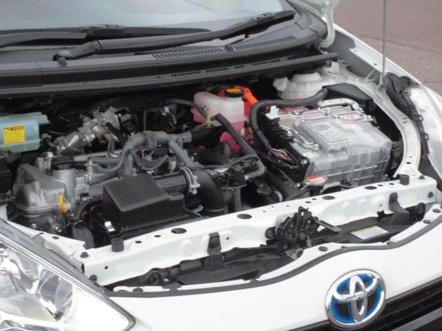 【プロの整備で安心】当社ネッツが誇る優秀なエンジニアと最新鋭の整備機器による安心のメンテナンスを行ってからの納車となります☆整備費用は車両本体価格に含まれてます(^^)