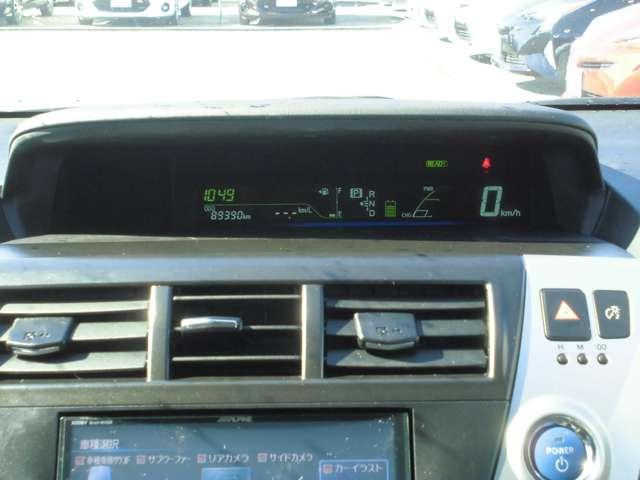 S SDナビ LEDヘッドライト バックモニター(14枚目)
