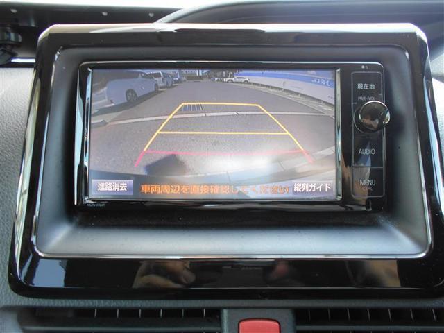 ZS フルセグ メモリーナビ DVD再生 バックカメラ 衝突被害軽減システム ETC 電動スライドドア LEDヘッドランプ ウオークスルー 乗車定員7人 3列シート ワンオーナー 記録簿(8枚目)