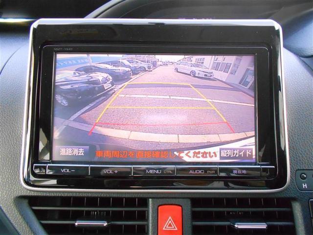ZS リアM リアエアコン 横滑り防止装置 ETC付 1オーナー アイストップ メモリナビ ナビTV キーレス CD フルセグ アルミ 盗難防止システム 3列シート ABS スマキー バックカメ AC(10枚目)