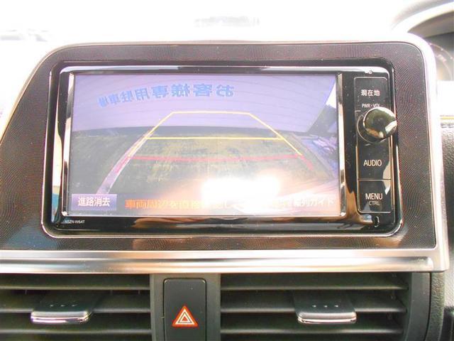 ハイブリッドG Bカメ DVD 地デジ CD 1オーナー オートエアコン HDDナビ ナビTV Sキー 3列シート ETC ABS 記録簿 イモビライザー キーレス アイドリングストップ ブレーキサポート 横滑り防止(8枚目)