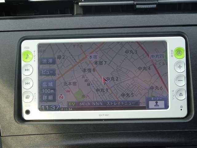 トヨタ プリウス S SDナビ ワンセグTV