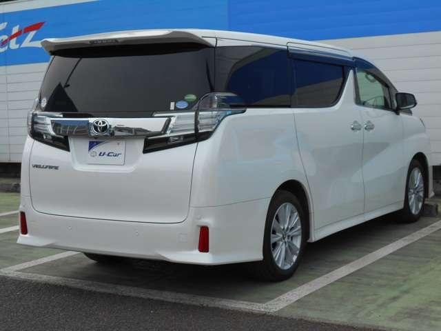 トヨタ ヴェルファイア 2.5Z Aエディション SDナビ 後席モニター