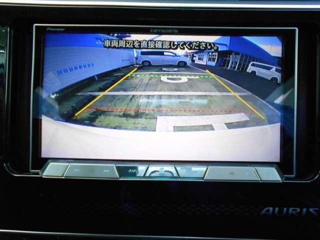 ハイブリッド 7型メモリーナビ・フルセグ・バックカメラ(15枚目)