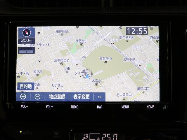 Gソフトレザーセレクション Bカメ LEDヘッドランプ ドライブレコーダー クルコン 衝突軽減ブレーキ ナビTV フルセグ メモリーナビ スマートキー 記録簿 キーレス CD ワンオ-ナ- ETC付き 横滑り防止装置 ABS(5枚目)