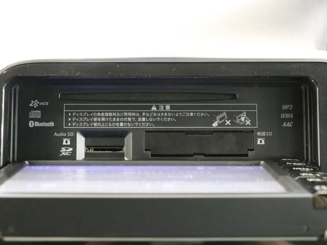 ハイブリッドG メモリ-ナビ Bカメ CD オートエアコン ナビTV ワンセグ Sキー 3列シート ETC ABS 記録簿 イモビライザー キーレス ブレーキサポート レーンキープアシスト 両側パワスラドア(9枚目)
